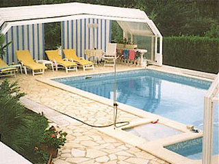 Patio spa covers pacific sunrooms in washington and oregon for Pool and spa show wa